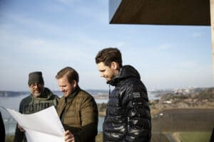 Linus Fernström Steve Ristolainen utsikt stiligt aktiebolag design projektledning insiration